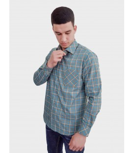 Men's long-sleeved shirt A-16-20