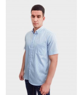 Men's short-sleeved shirt A-68-20