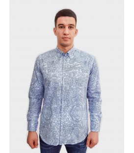 Men's long-sleeved shirt A-27-20