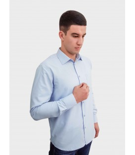 Men's Long Sleeve Shirt A-17-20