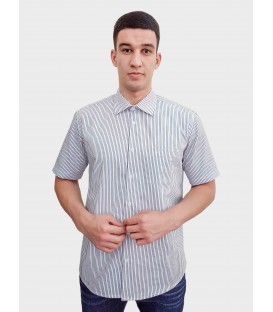 Men's short-sleeved shirt A-43-20