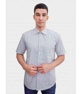 Мужская рубашка с коротким рукавами A-43-20