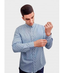 Men's long-sleeved shirt A-60-20