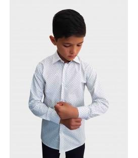 Детская рубашка с длинными рукавами E-10-20
