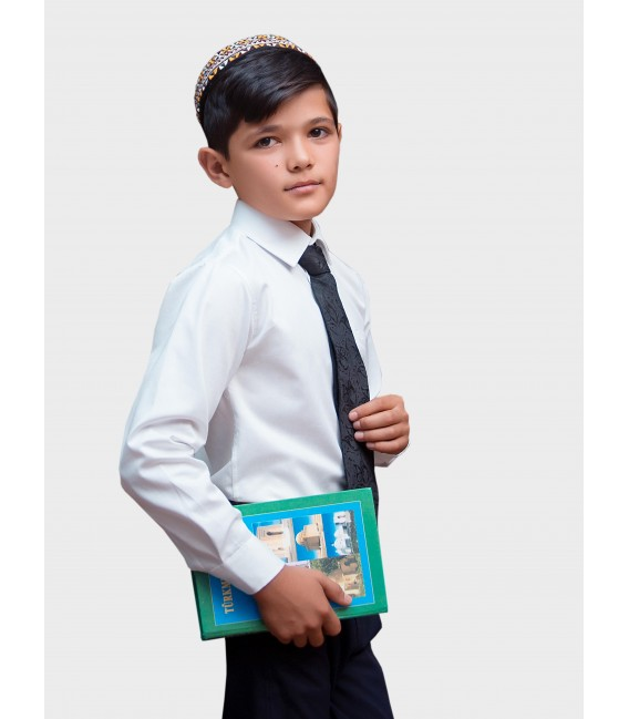 CHILDREN'S SHIRT WITH LONG SLEEVES E-18:20